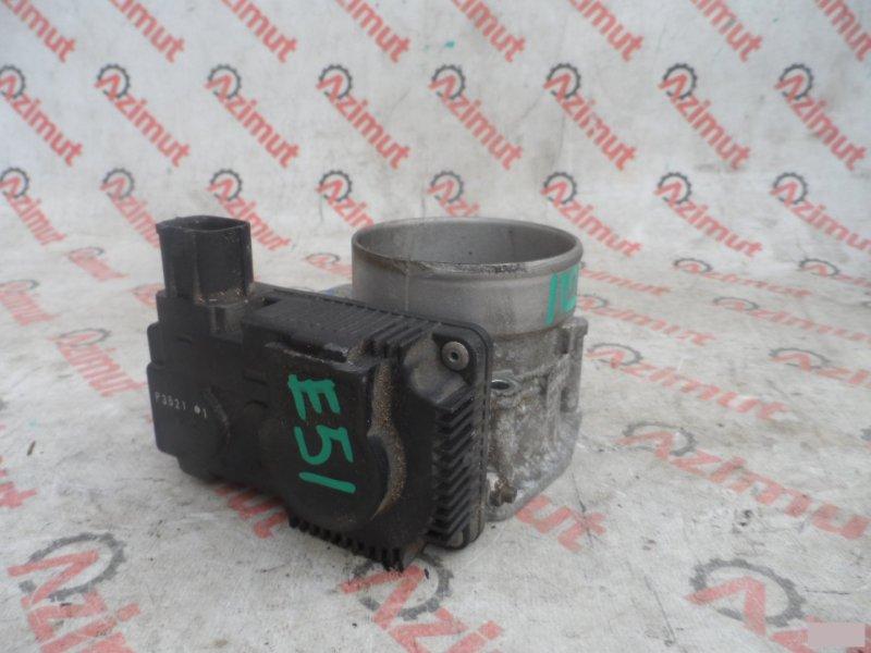 Заслонка дроссельная Nissan Elgrand E51 VQ35DE (б/у) SERA57601