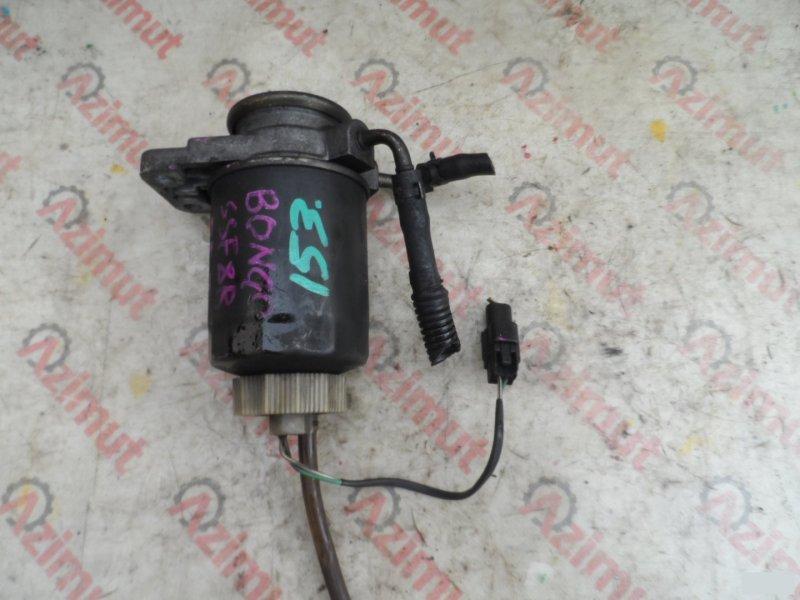 Насос ручной подкачки Mazda Bongo SSF8R RFT (б/у) 153