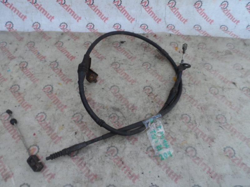 Тросик ручника Nissan Teana TNJ31 QR25DE задний левый (б/у) 204