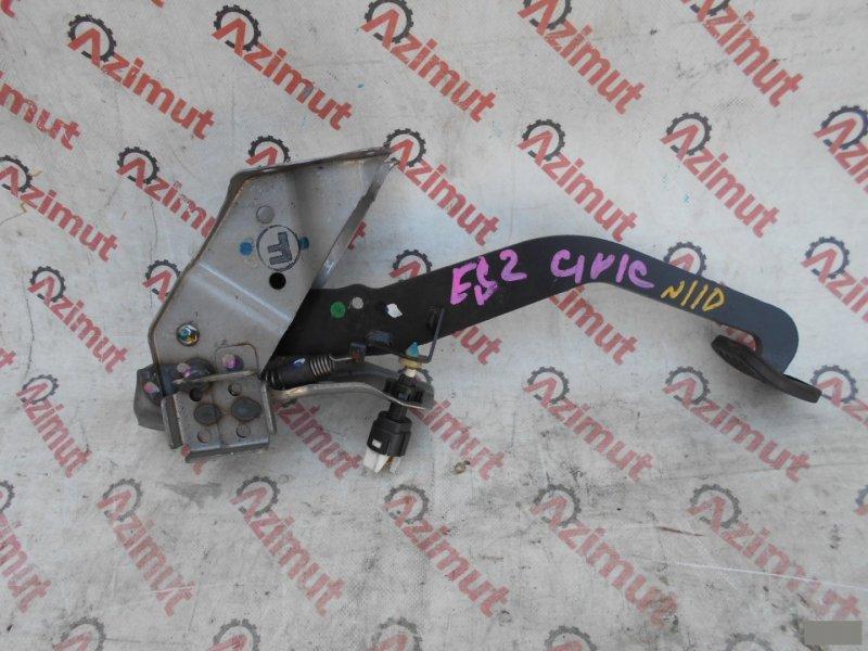 Педаль тормоза Honda Civic Ferio ES2 D15B (б/у) 110