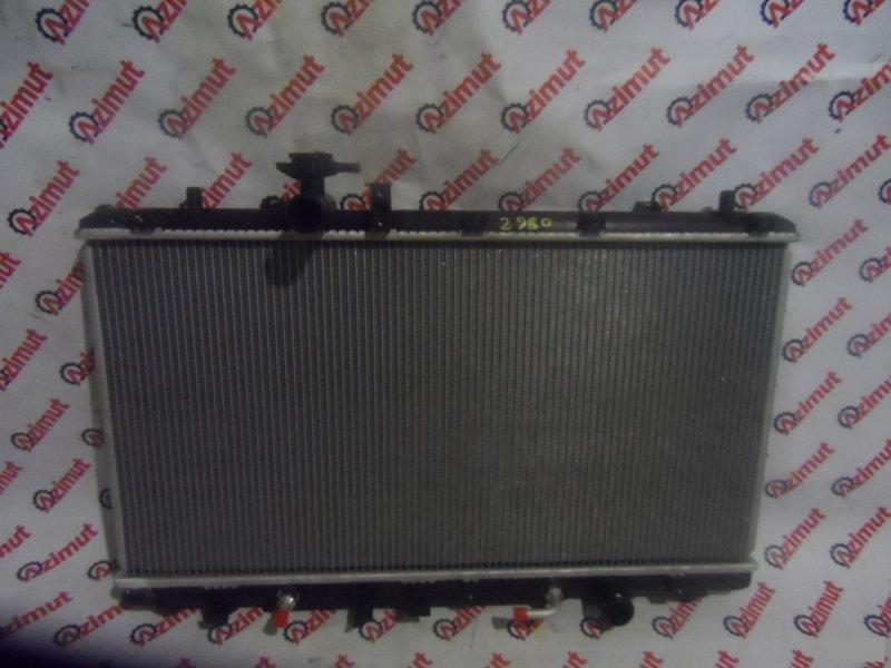 Радиатор основной Suzuki Sx4 YA41S J20A 1770080J00 2980