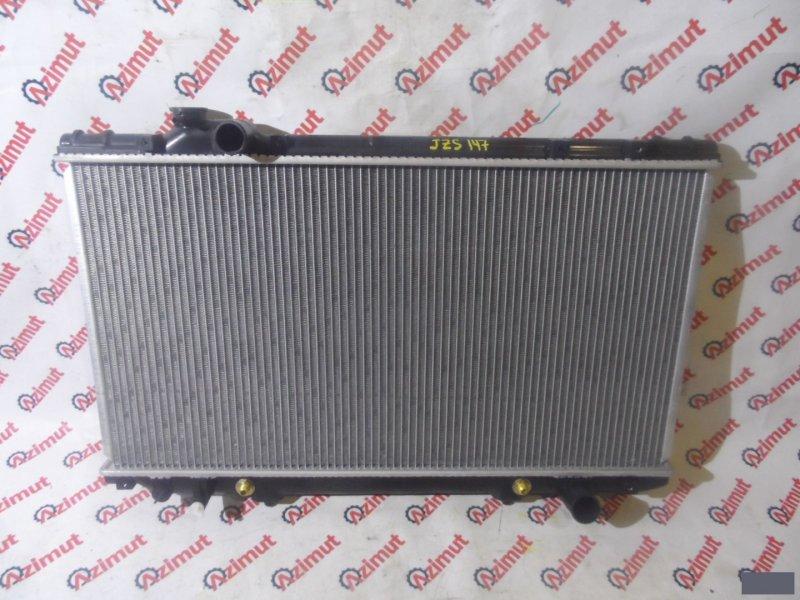 Радиатор основной Toyota Aristo JZS147 2JZGTE 1640046180 6112053N