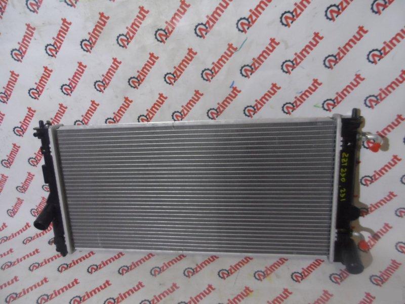 Радиатор основной Toyota Celica ZZT230 1ZZFE 19010-PLM-A51 2335