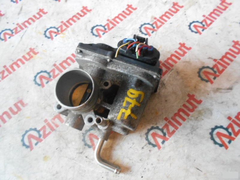 Заслонка дроссельная Subaru R2 RC1 EN07 (б/у) 779 16112KA000