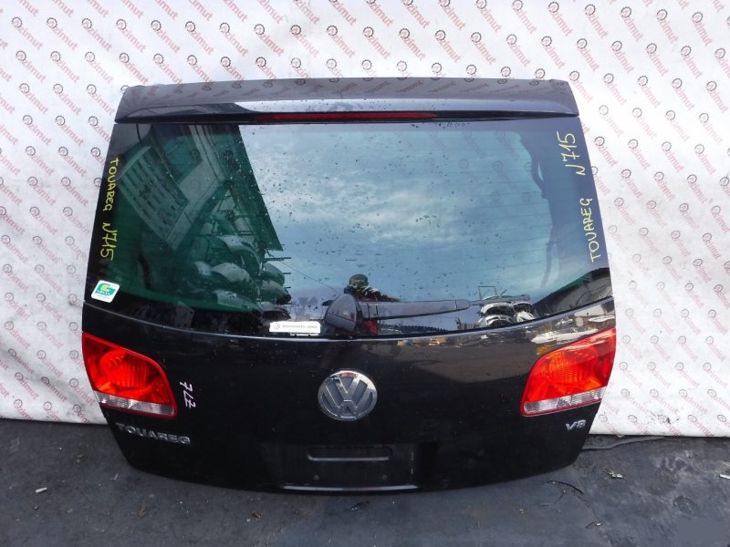 Дверь задняя Volkswagen Touareg 7LZ (б/у)