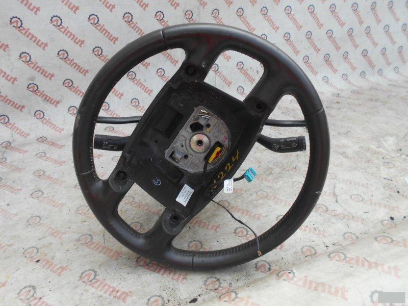 Рулевая колонка Volkswagen Touareg 7LZ передняя левая (б/у) 224
