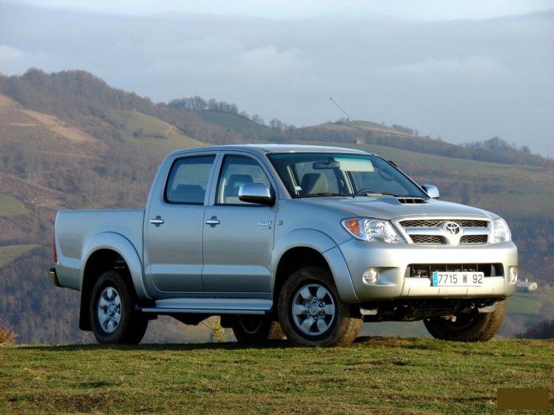 Крыло Toyota Hilux Pick Up AN20 переднее правое 53801-35580, 99E05AR