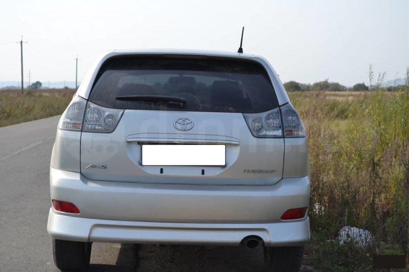 Губа Lexus Rx300 MCU35 задняя 703A-RX330-03(PR)