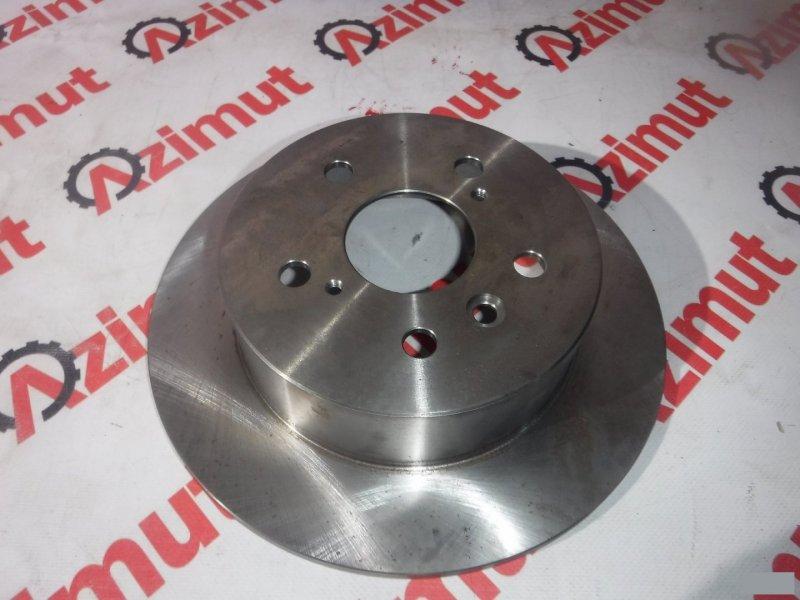 Тормозной диск Toyota Camry ACV40 2ARFXE задний правый 42431-06110, 42431-33130, TR-176