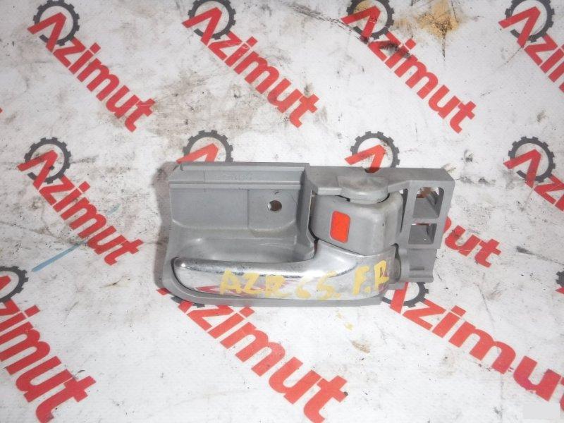 Ручка двери внутренняя Toyota Voxy AZR60G передняя правая (б/у)