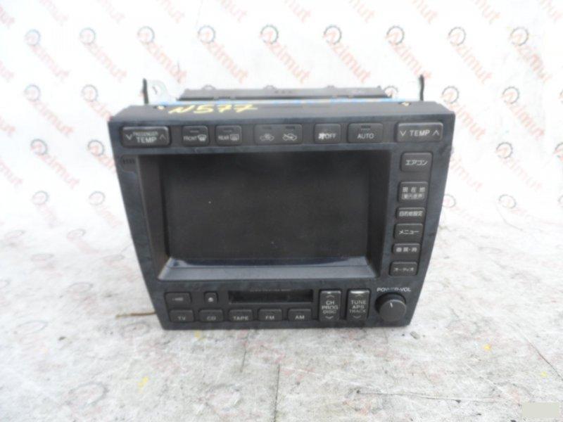 Монитор Toyota Aristo JZS160 2JZGE (б/у) 8611130150