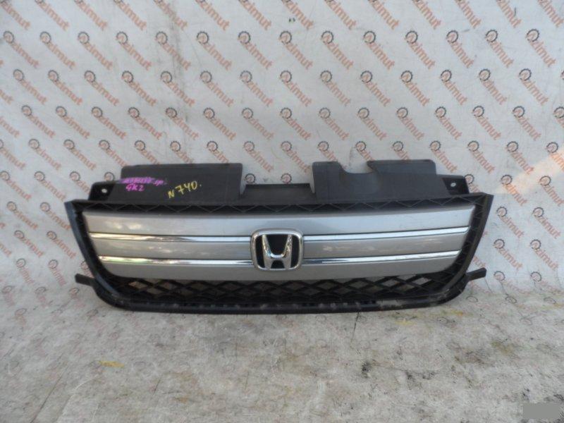 Решетка радиатора Honda Mobilio Spike GK2 (б/у) 740