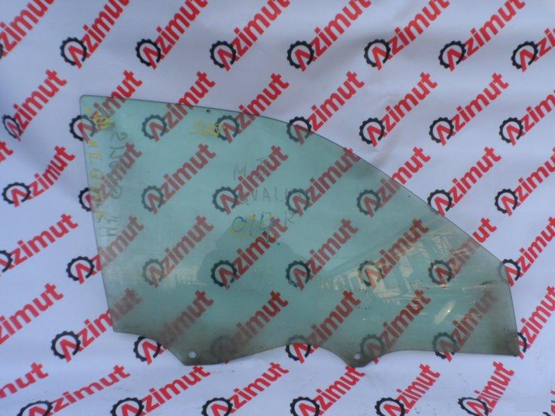 Стекло двери Toyota Mark Ii Qualis MCV25 переднее правое (б/у)