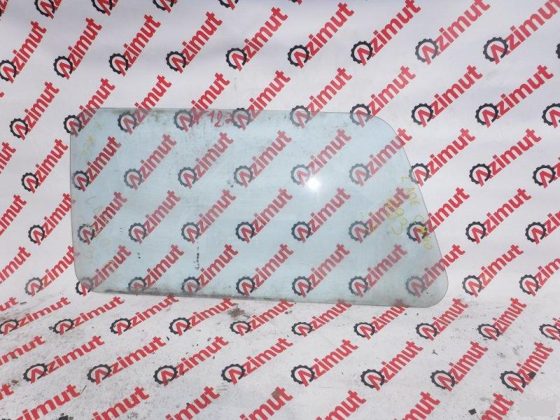 Стекло собачника Toyota Liteace CM40 заднее левое (б/у) 493