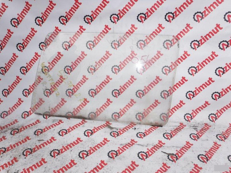 Стекло собачника Nissan Vanette KMGNC22 заднее правое (б/у)
