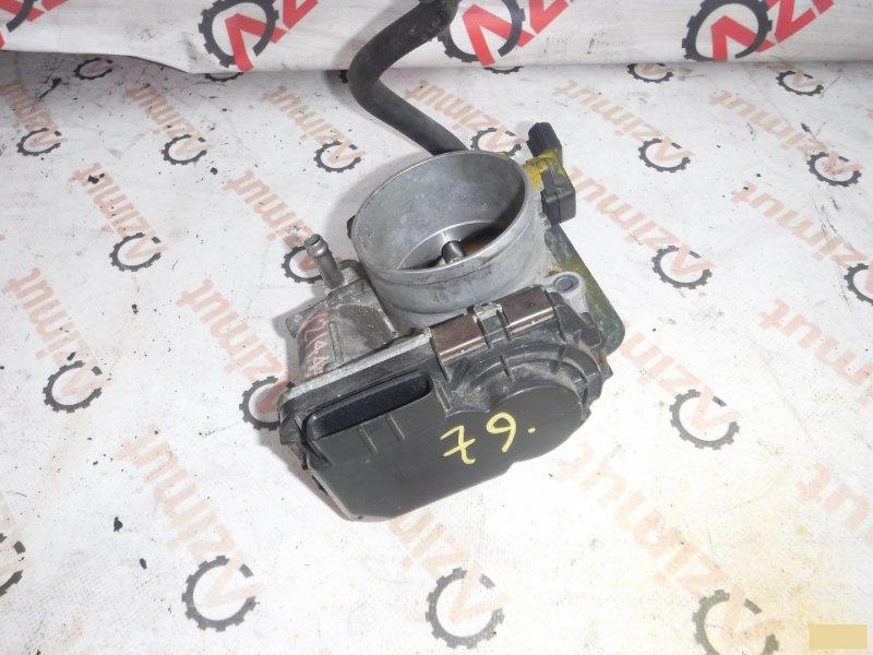 Заслонка дроссельная Subaru Forester SG5 EJ20 (б/у) 79 16112AA002