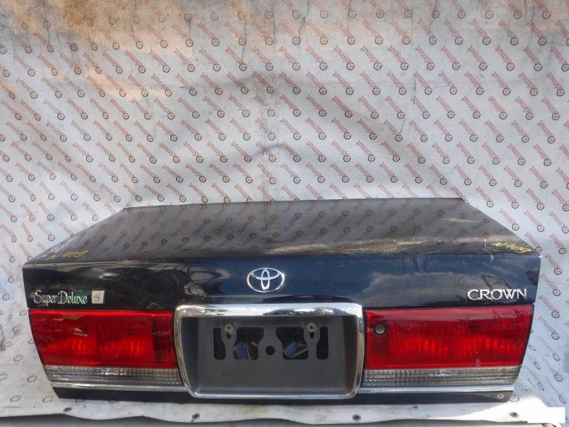 Крышка багажника Toyota Crown Comfort GXS12 (б/у) 409
