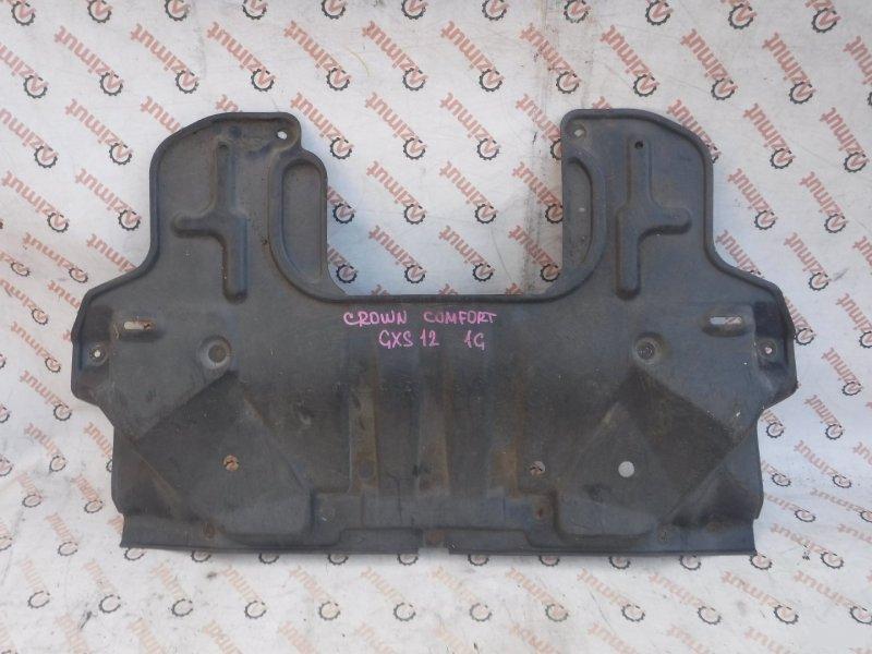 Защита двигателя Toyota Crown Comfort GXS12 передняя (б/у) 694