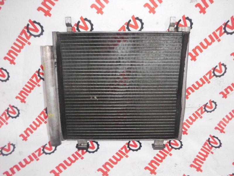 Радиатор кондиционера Nissan Moco MG21S (б/у)