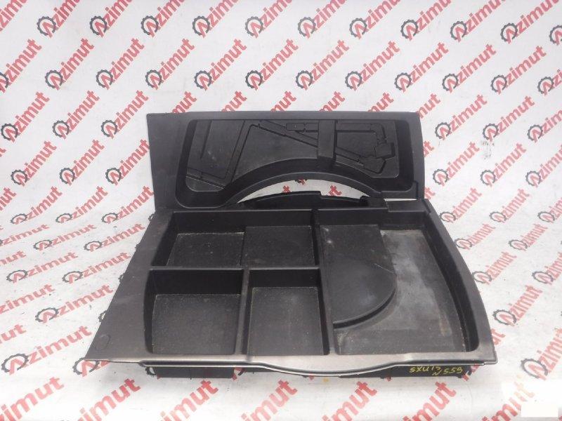Ванночка в багажник Toyota Harrier ACU10W 2AZFE задняя (б/у)