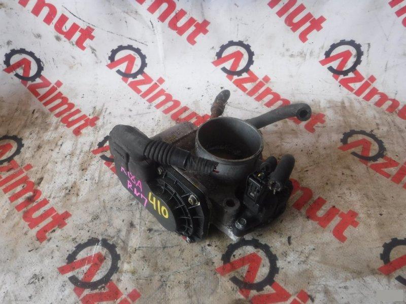 Заслонка дроссельная Honda Stream RN7 R18A (б/у) 410