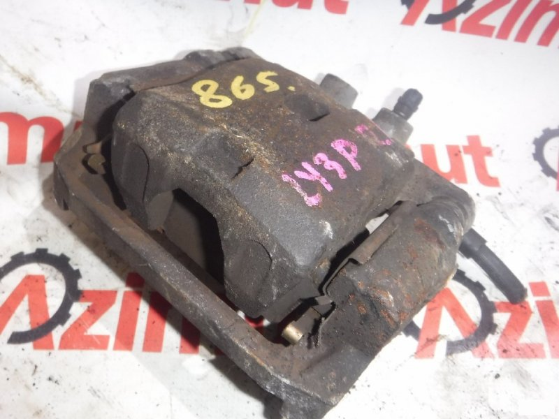 Суппорт Mazda Mpv LY3P L3VDT задний правый (б/у) 865, К