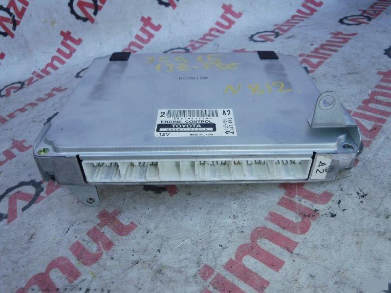 Блок управления efi Toyota Brevis JCG15 1JZFSE (б/у) 812, К 8966151110