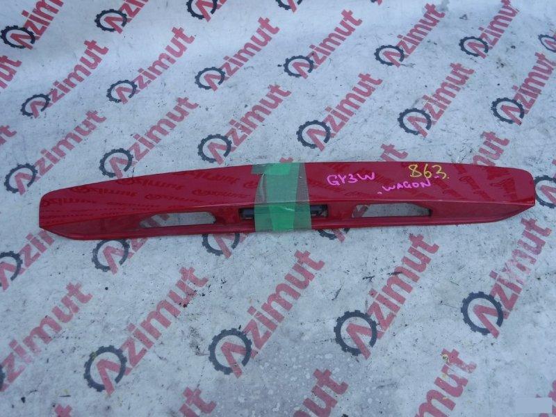 Ручка задней двери Mazda Atenza GY3W задняя (б/у) К 862