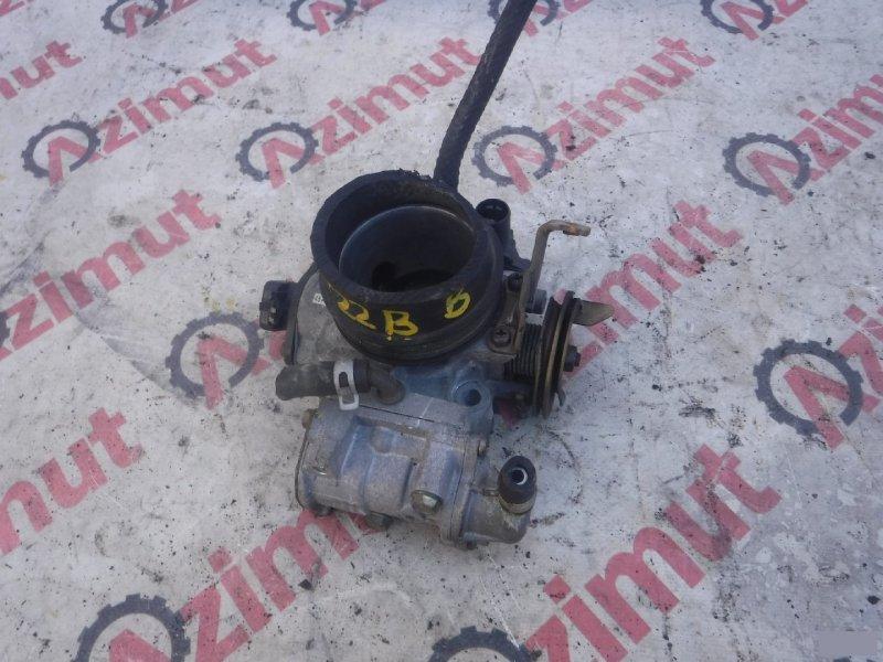 Заслонка дроссельная Honda Odyssey RA2 F22B (б/у) 012, В 1798003000