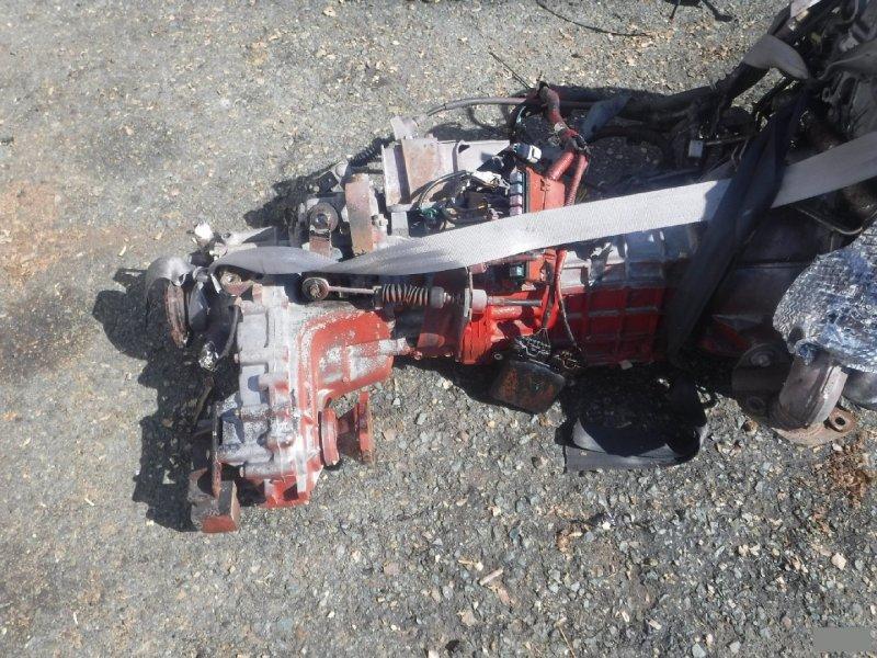Мкпп Mazda Titan SYF4L RFTE 2004 (б/у) Б, Н