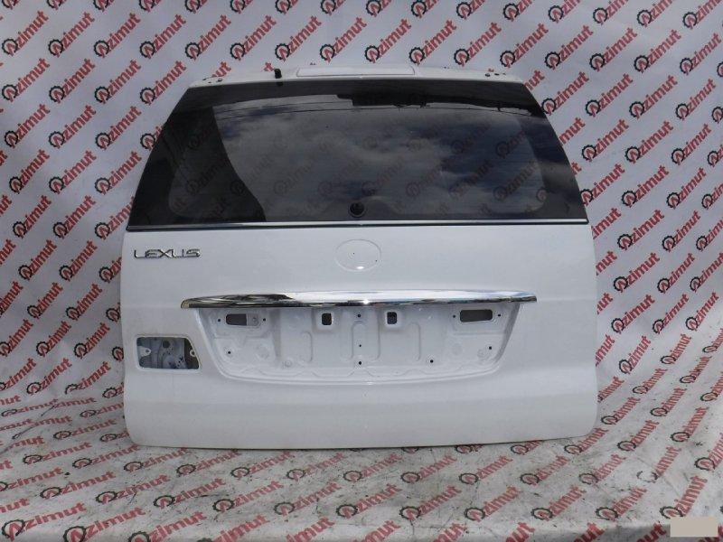 Дверь задняя Lexus Gx470 UZJ120 2009 (б/у)
