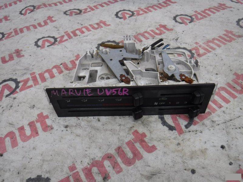 Блок управления климат-контролем Mazda Proceed Marvie UV56R G5E (б/у)