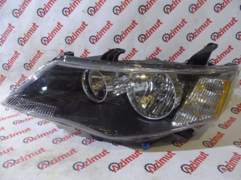 Фара Mitsubishi Outlander CW4W 4B12 левая 8301A917, 20-C144-05-6B 5584