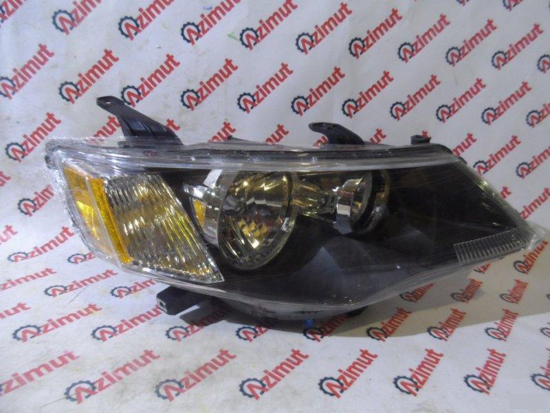 Фара Mitsubishi Outlander CW5W 4B12 правая 8301A918, 20-C143-05-6B 5584