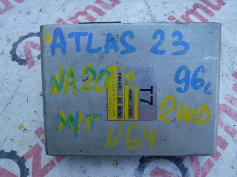 Блок управления efi Nissan Atlas K2F23 NA20S (б/у) 64 226045T000