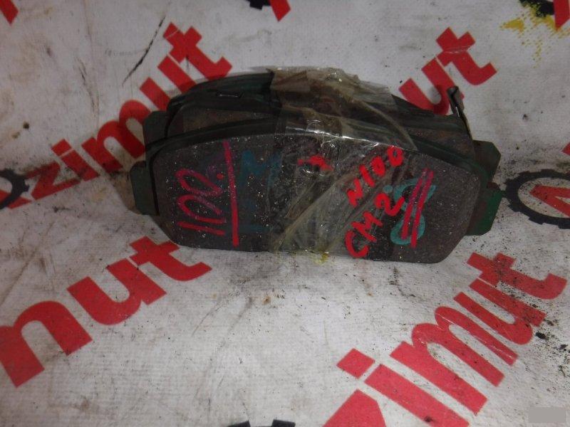 Тормозные колодки Honda Accord CM2 K24A переднее (б/у) 100