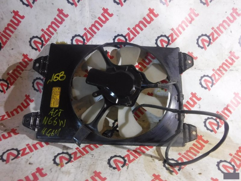 Диффузор радиатора Mitsubishi Pajero Io H76W 4G93 (б/у)