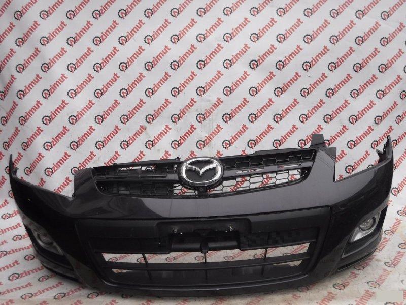 Бампер Mazda Mpv LY3P передний (б/у) Х 35