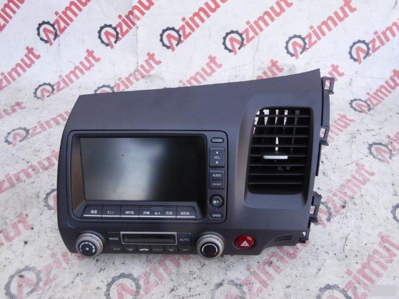 Монитор Honda Civic Hybrid FD3 LDA (б/у) 242, Х 39540SNBJ01