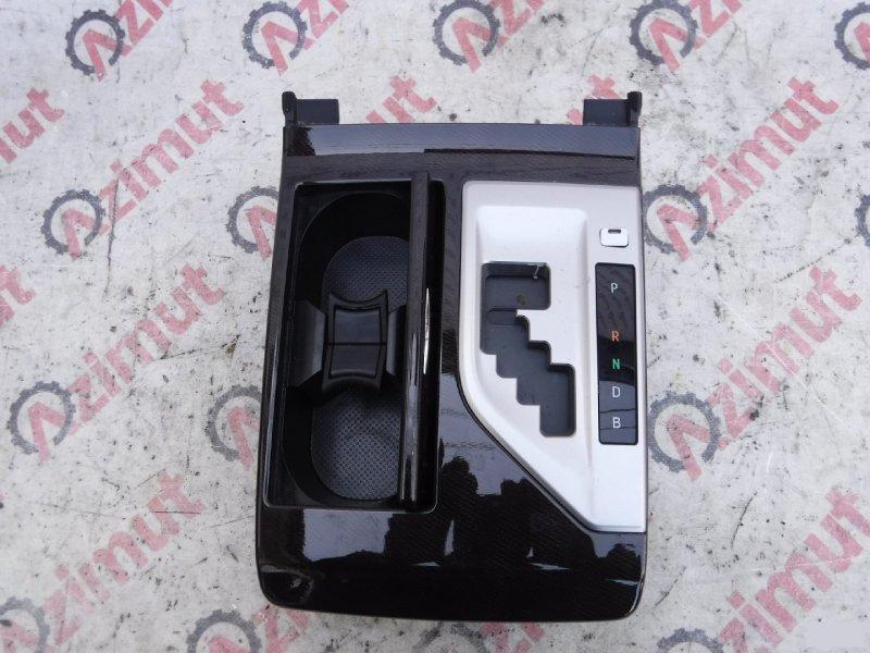 Консоль кпп Toyota Camry AVV50 2ARFXE (б/у)