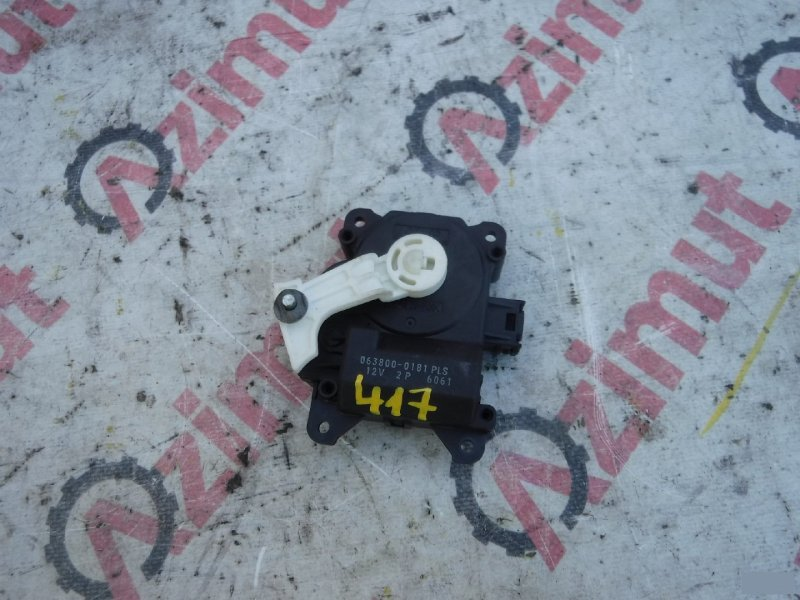 Сервопривод заслонок печки Toyota Camry AVV50 2ARFXE (б/у) 417, О 638000121