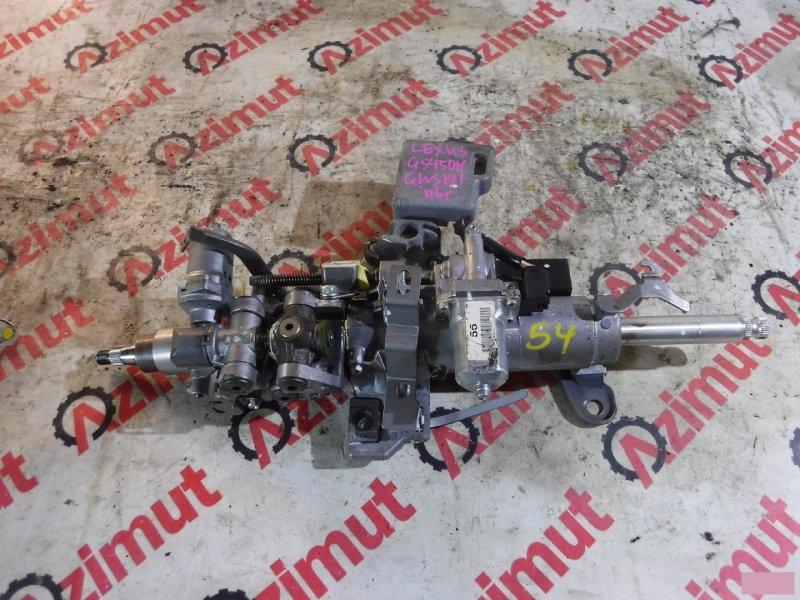 Рулевая колонка Lexus Gs300 GRS190 2GRFXE (б/у) 54, Х 8922730020