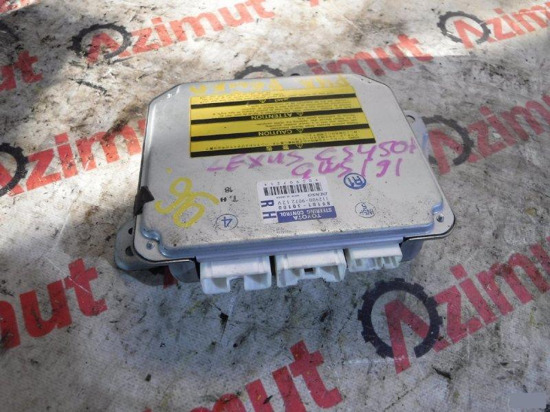 Блок управления рулевой рейкой Lexus Gs300 GRS190 2GRFXE (б/у) 96, Х 8918130100