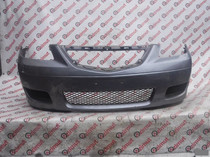 Бампер Mazda Mpv LW3W передний (б/у) 312