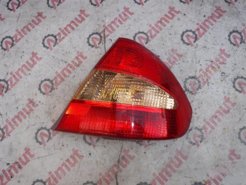 Стоп-сигнал Toyota Prius NHW10 правый (б/у) 1025 479
