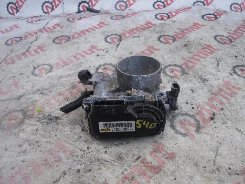 Заслонка дроссельная Honda Inspire UC1 J30A (б/у) 540