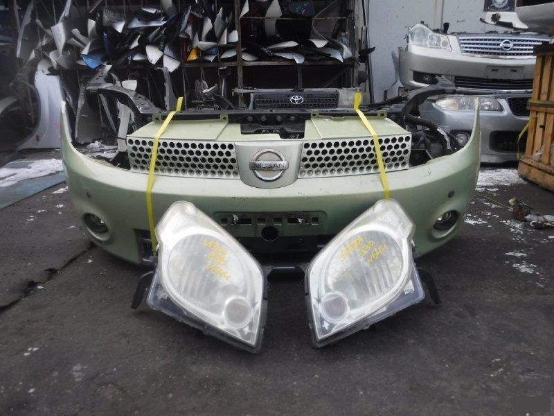 Nose cut Nissan Lafesta B30 MR20DE (б/у) 644