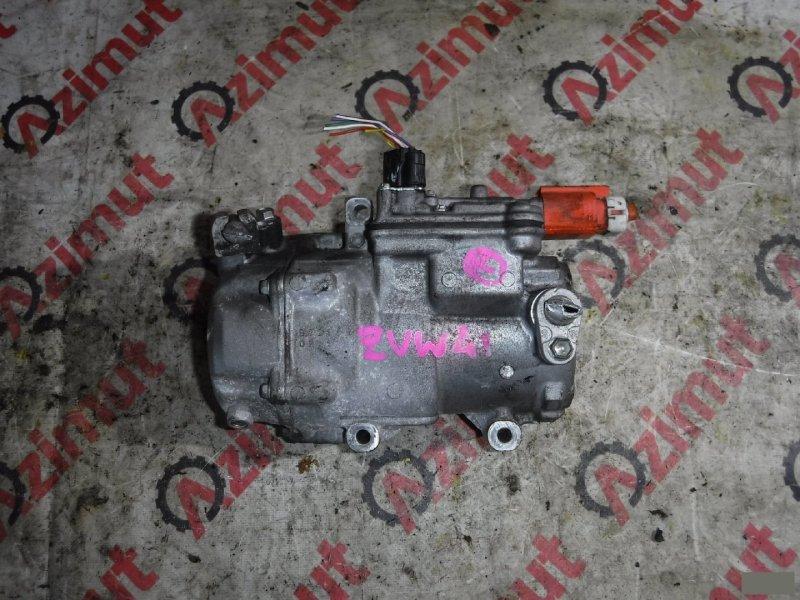 Компрессор кондиционера Toyota Prius Alpha ZVW41W 2ZRFXE (б/у) 422000391