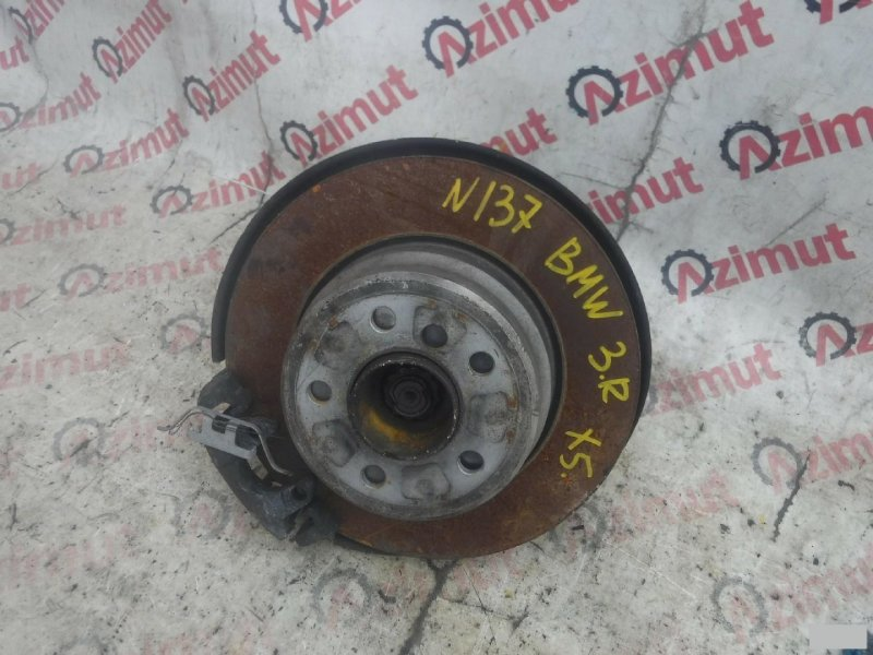 Ступица Bmw X5 E53 M54B30 задняя правая (б/у) 137