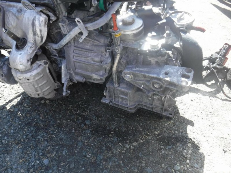 Акпп Suzuki Cervo HG21S K6A 2007 (б/у) 403